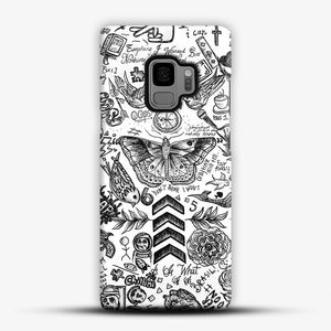 One Direction Tattoos Samsung Galaxy S9 Case