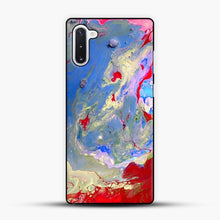 Load image into Gallery viewer, Paint Marbling Samsung Galaxy Note 10 Case
