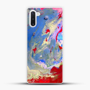 Paint Marbling Samsung Galaxy Note 10 Case