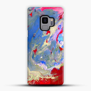 Paint Marbling Samsung Galaxy S9 Case