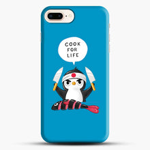 Load image into Gallery viewer, Penguin Chef iPhone 7 Plus Case