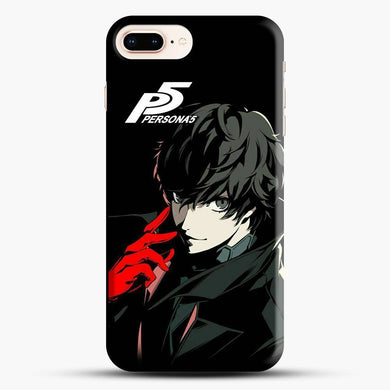 Persona 5 Joker Red Hand iPhone 7 Plus Case, Snap 3D Case | JoeYellow.com