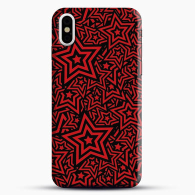 Persona 5 Stars iPhone X Case, Snap 3D Case | JoeYellow.com