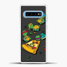 Load image into Gallery viewer, Pizza Lover Samsung Galaxy S10 Case