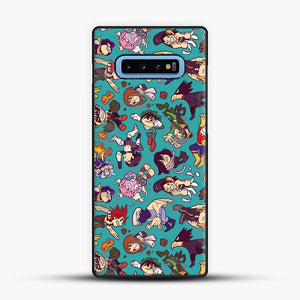 Plus Ultra Pattern Samsung Galaxy S10 Case