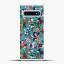 Load image into Gallery viewer, Plus Ultra Pattern Samsung Galaxy S10 Case