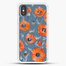 Load image into Gallery viewer, Poppies Floral Botanical Art iPhone Case