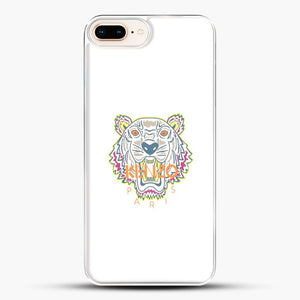 Premium Enzo iPhone 7 Plus Case, White Plastic Case | JoeYellow.com
