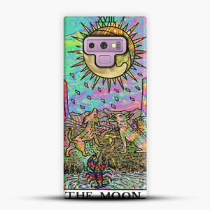 Psychadelic Tarot The Moon Samsung Galaxy Note 9 Case