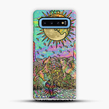 Load image into Gallery viewer, Psychadelic Tarot The Moon Samsung Galaxy S10 Case
