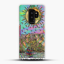 Load image into Gallery viewer, Psychadelic Tarot The Moon Samsung Galaxy S9 Plus Case