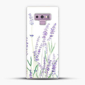 Purple Lavender Samsung Galaxy Note 9 Case