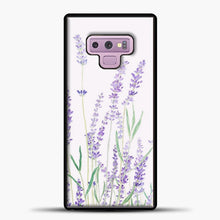 Load image into Gallery viewer, Purple Lavender Samsung Galaxy Note 9 Case