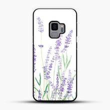 Load image into Gallery viewer, Purple Lavender Samsung Galaxy S9 Case