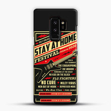 Load image into Gallery viewer, Quarantine Social Distancing Stay Home Festival 2020 Samsung Galaxy S9 Plus Case