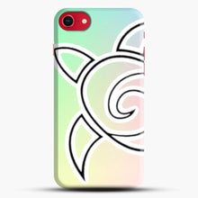 Load image into Gallery viewer, Rainbow Turtle iPhone 7 Case