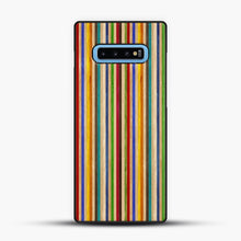 Load image into Gallery viewer, Recycled Skateboard Rainbow Texture Samsung Galaxy S10 Case