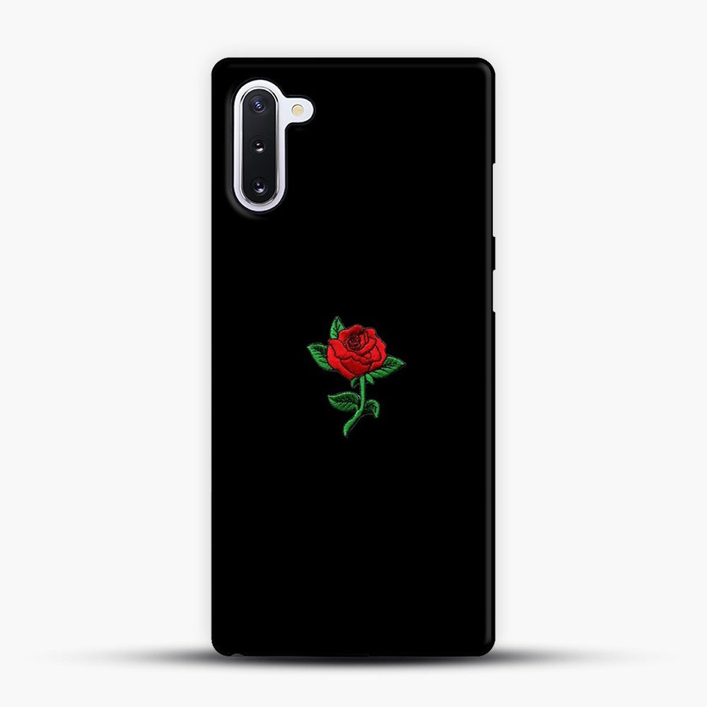 Red Rose Samsung Galaxy Note 10 Case