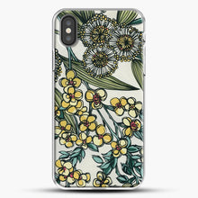 Load image into Gallery viewer, Retro Australian Native Floral iPhone Case
