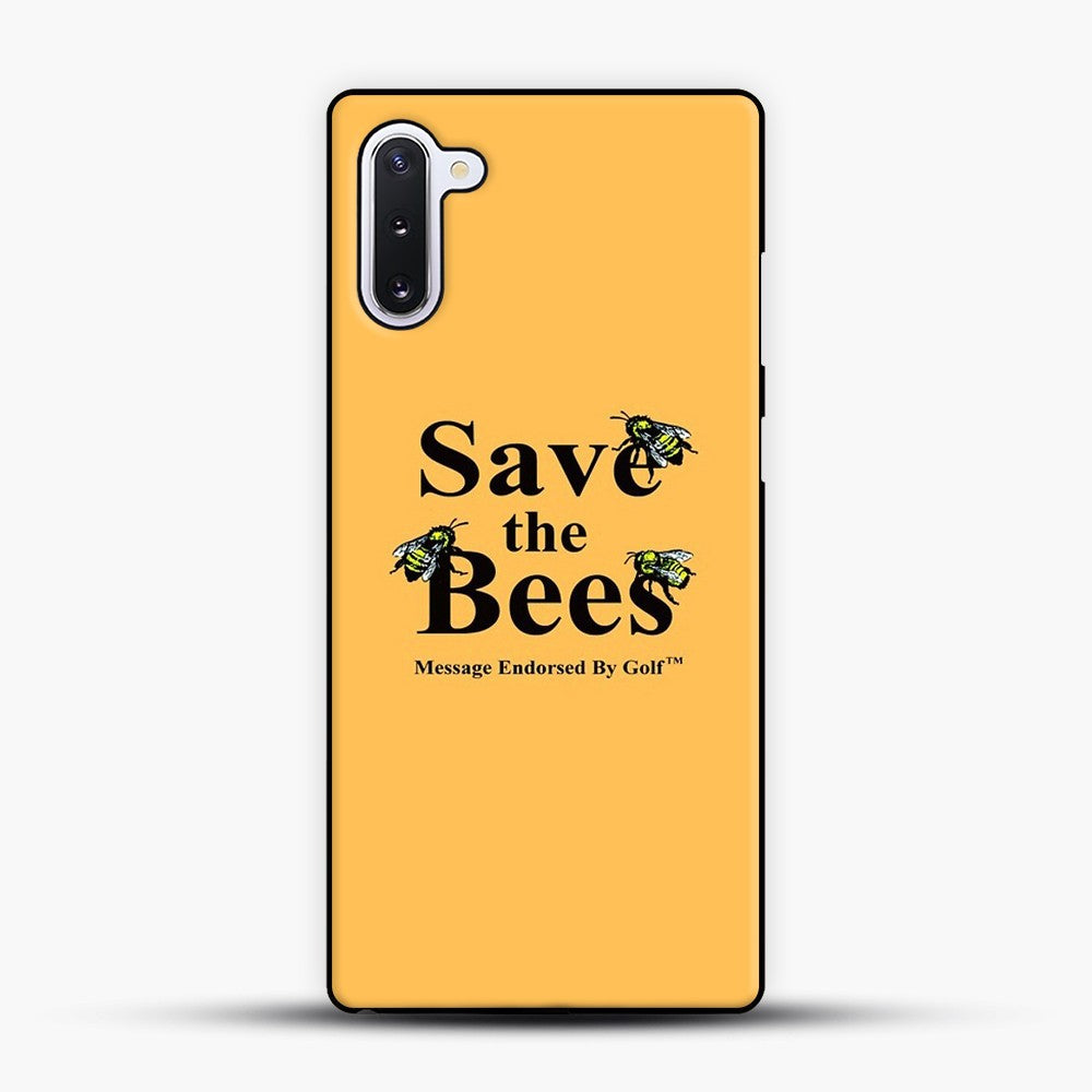 Save The Bees GOLF Samsung Galaxy Note 10 Case
