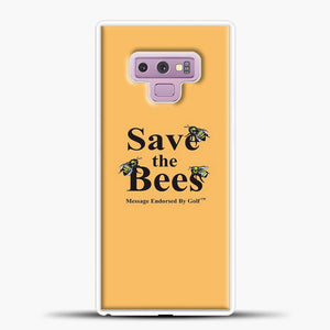 Save The Bees GOLF Samsung Galaxy Note 9 Case
