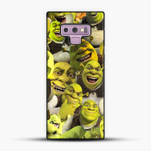 Load image into Gallery viewer, Shrek Collage Samsung Galaxy Note 9 Case