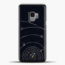 Load image into Gallery viewer, Solar System Samsung Galaxy S9 Case