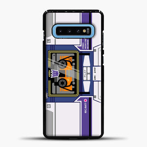 Soundwave Samsung Galaxy S10 Case