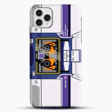 Load image into Gallery viewer, Soundwave iPhone 11 Pro Case, Black Snap 3D Case | JoeYellow.com