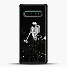Load image into Gallery viewer, Space Cleaner Samsung Galaxy S10e Case