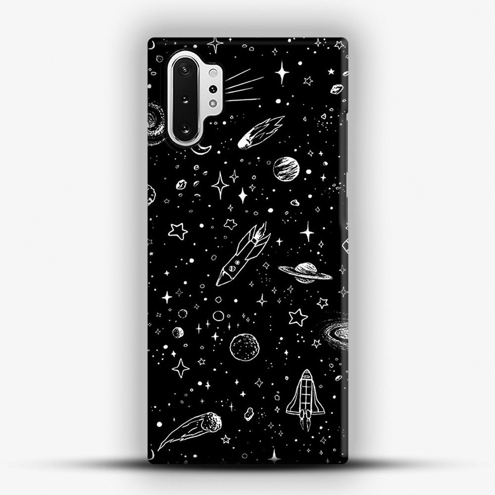 Space Samsung Galaxy Note 10 Plus Case
