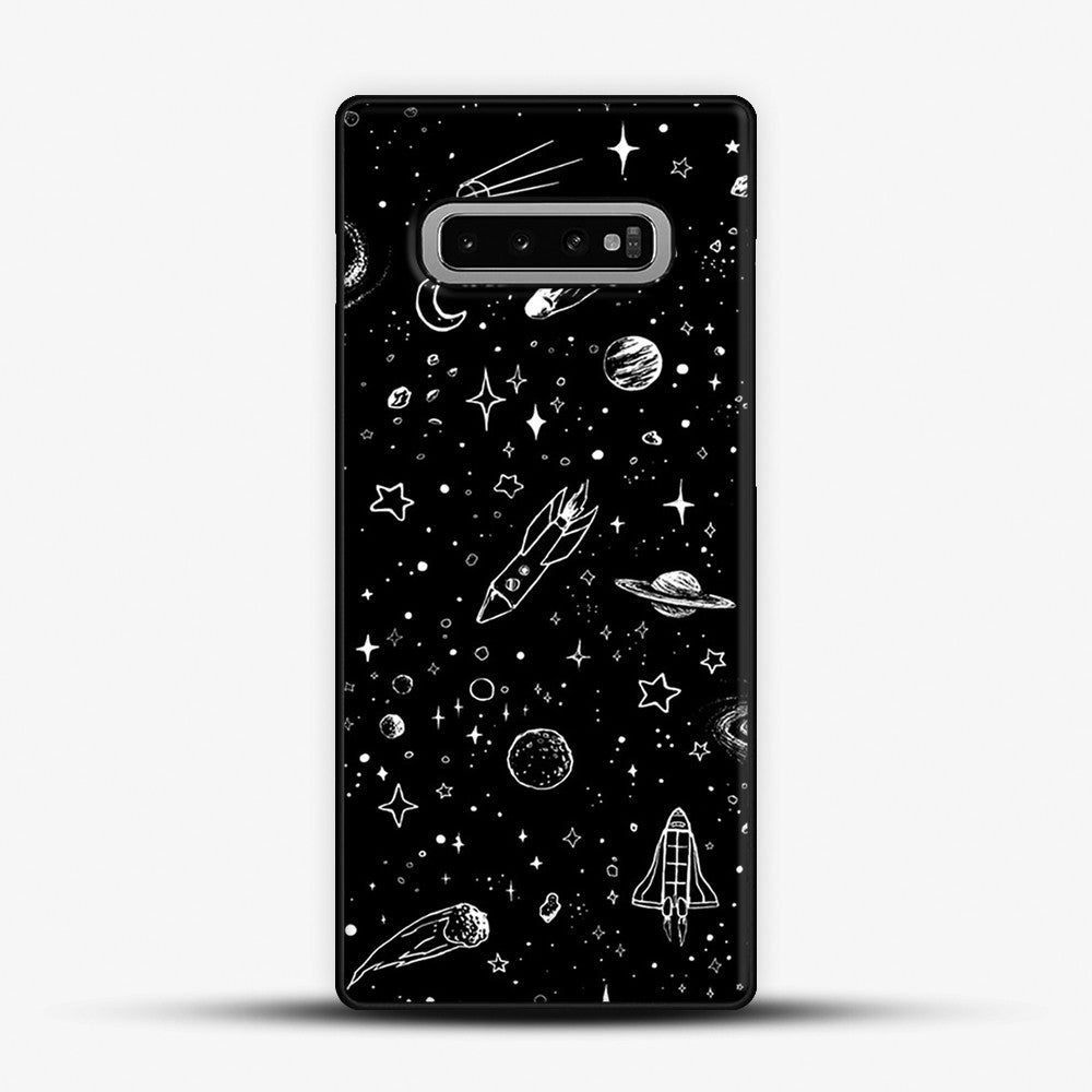 Space Samsung Galaxy S10 Case