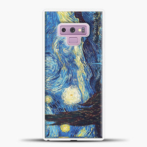 Starry Night Vincent Van Gogh Samsung Galaxy Note 9 Case