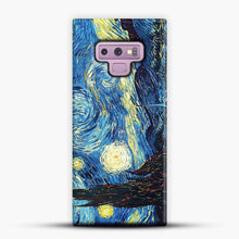 Load image into Gallery viewer, Starry Night Vincent Van Gogh Samsung Galaxy Note 9 Case