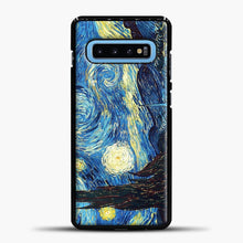 Load image into Gallery viewer, Starry Night Vincent Van Gogh Samsung Galaxy S10 Case