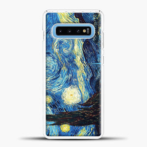 Starry Night Vincent Van Gogh Samsung Galaxy S10 Case