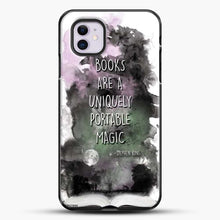 Load image into Gallery viewer, Stephen King White Background iPhone 11 Case