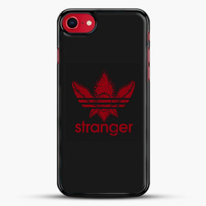 Stranger Things iPhone 7 Case, Black Rubber Case | JoeYellow.com