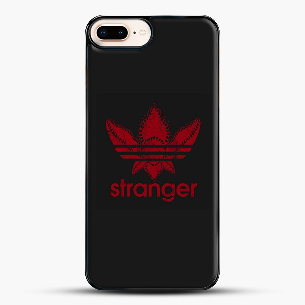 Stranger Things iPhone 8 Plus Case, Black Plastic Case | JoeYellow.com