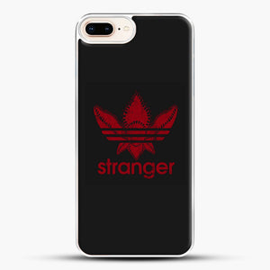 Stranger Things iPhone 8 Plus Case, White Plastic Case | JoeYellow.com