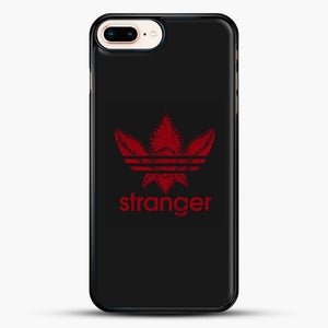 Stranger Things iPhone 8 Plus Case, Black Rubber Case | JoeYellow.com