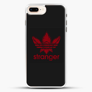 Stranger Things iPhone 8 Plus Case, White Rubber Case | JoeYellow.com