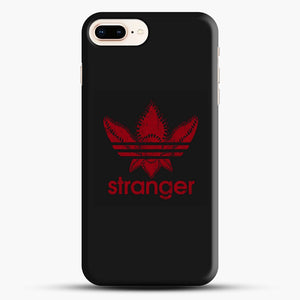 Stranger Things iPhone 8 Plus Case, Black Snap 3D Case | JoeYellow.com