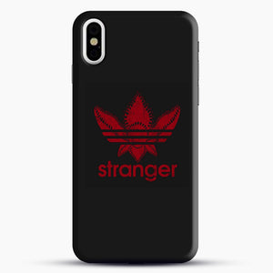 Stranger Things iPhone X Case, Black Snap 3D Case | JoeYellow.com