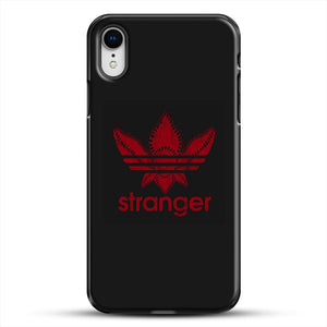 Stranger Things iPhone XR Case, Black Plastic Case | JoeYellow.com