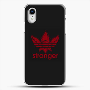 Stranger Things iPhone XR Case, White Plastic Case | JoeYellow.com