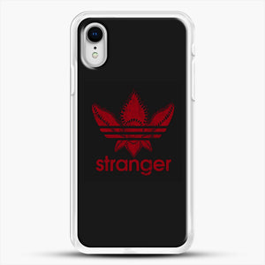 Stranger Things iPhone XR Case, White Rubber Case | JoeYellow.com