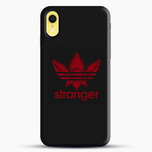 Stranger Things iPhone XR Case, Black Snap 3D Case | JoeYellow.com