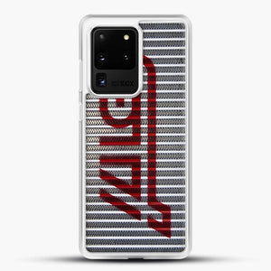 Subaru Sti Intercooler Samsung Galaxy S20 Ultra Case, White Rubber Case | JoeYellow.com