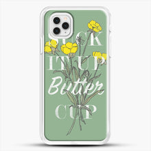 Load image into Gallery viewer, Suck It Up Buttercup iPhone 11 Pro Case, White Rubber Case | JoeYellow.com